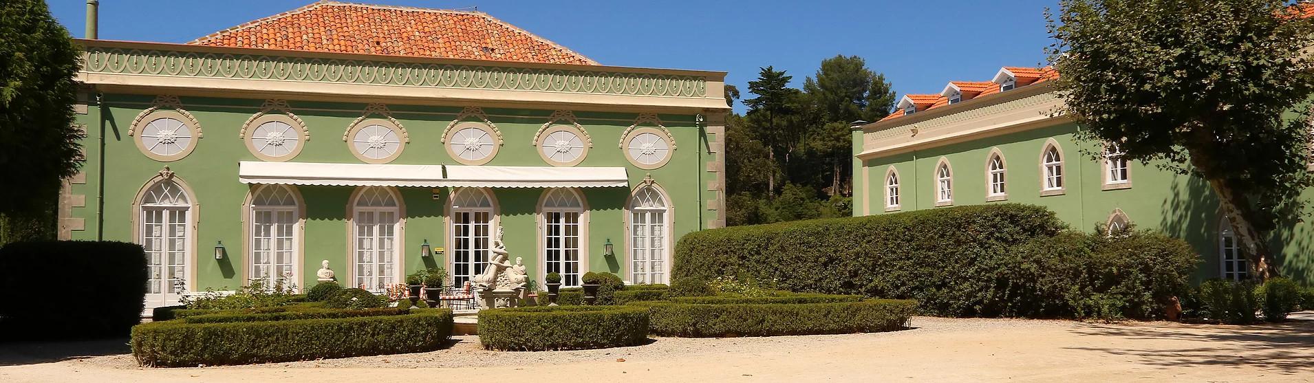Casa Holstein Quinta de São Sebastião Sintra